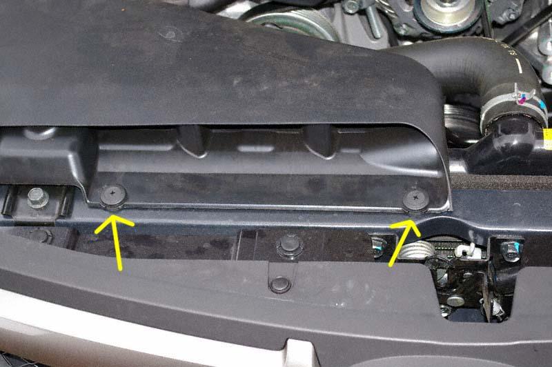 Air Intake Sensor >> 2008 Subaru WRX STi - HID Headlight Adjustment